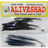 ROBO WORM 4inch Alive Shad