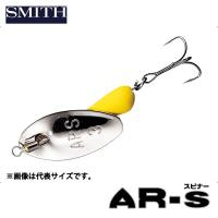 SMITH AR-S Spinner Trout model 1.6g #01.MTCH