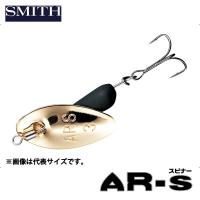 SMITH AR-S Spinner Trout model 1.6g #02.MTBK